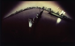 New-york-from-New-Jerrsy/1988/60x32cm