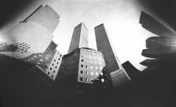 W.T.C.no.1/New-York/1987/60x32cm
