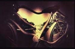 Amsterdam's-bike/1986/60x35cm