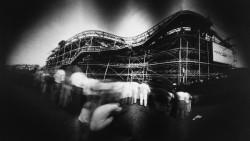 Centre-G.-Pompidou/Paris/1992/60x32cm
