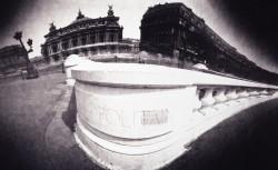 The-old-opera/Paris/1992/60x32cm