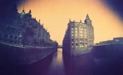 The-Port1/Hamburg/1985/60x33cm