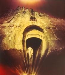 Zion gate/Jerusalem/1990/50x60cm
