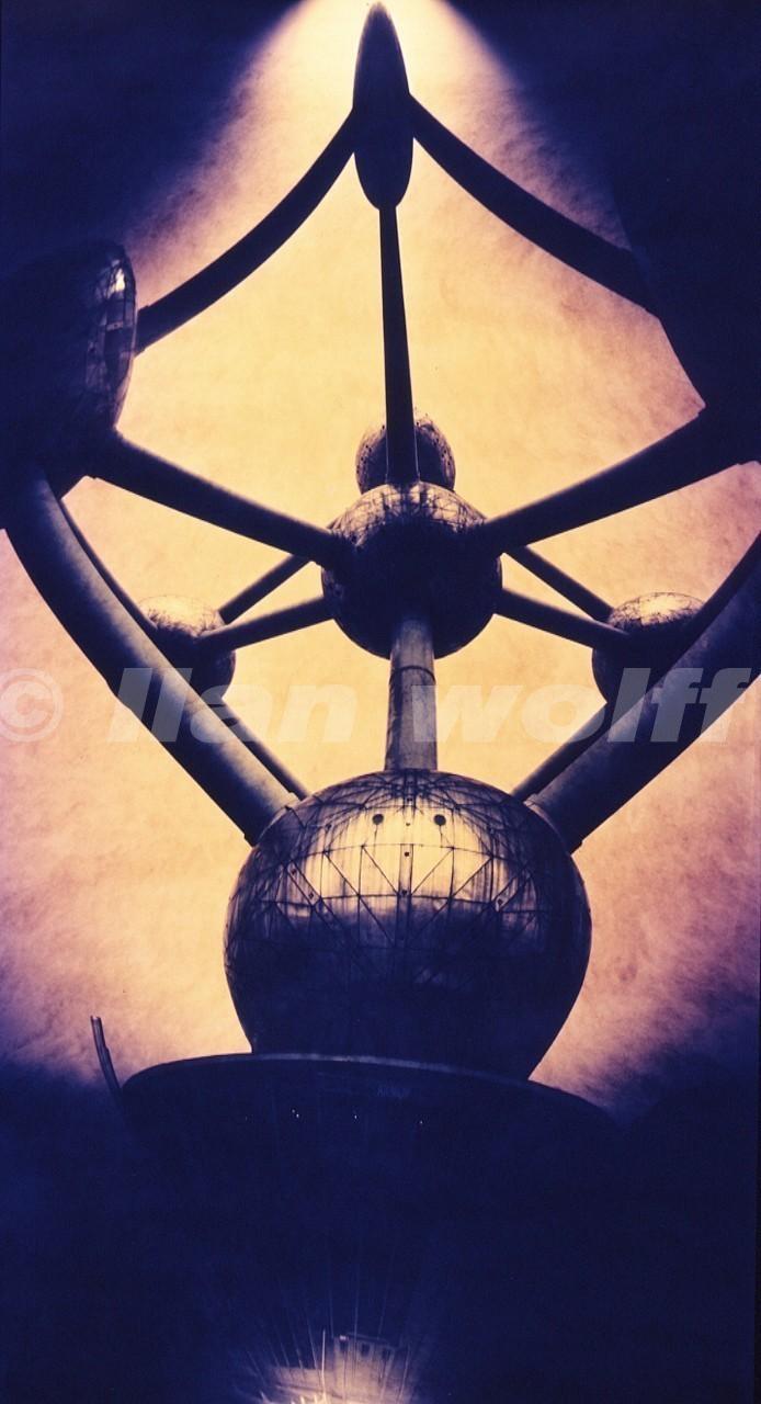 Brussel/ 1991/ 60x33cm