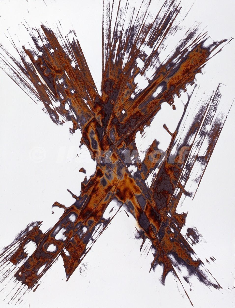 Fire-no-19-2001-50x70cm