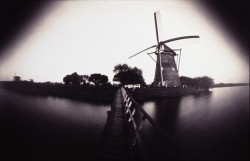Windmill-Holland/1985/60x33cm
