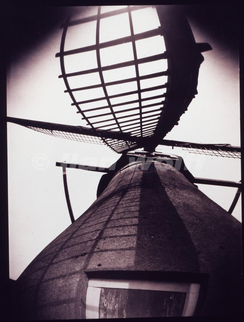 windmill-Holland2/1986/55x35cm