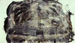Pl.Vandom/Paris/1997/190x125cm