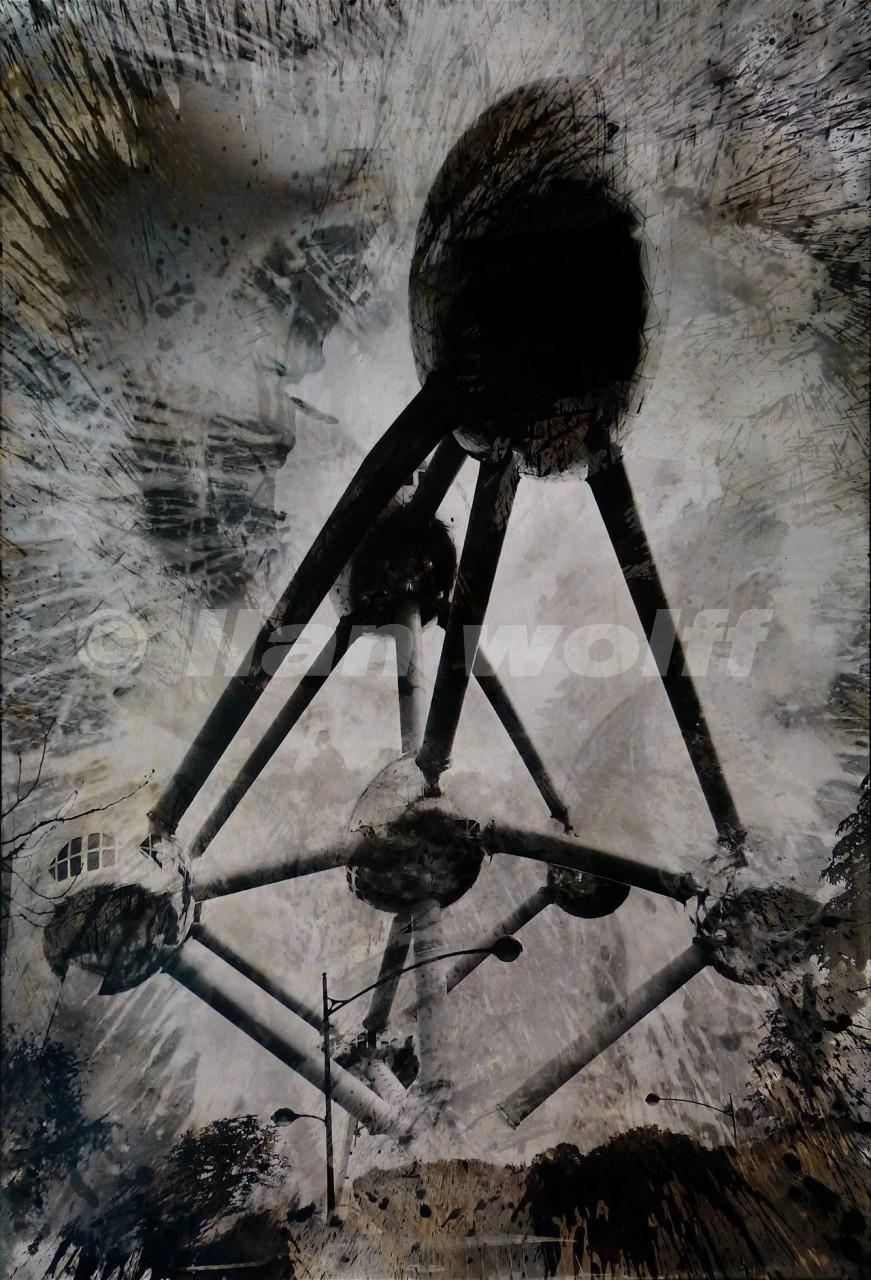 Atomium-1/Brussel/2013/125x240cm