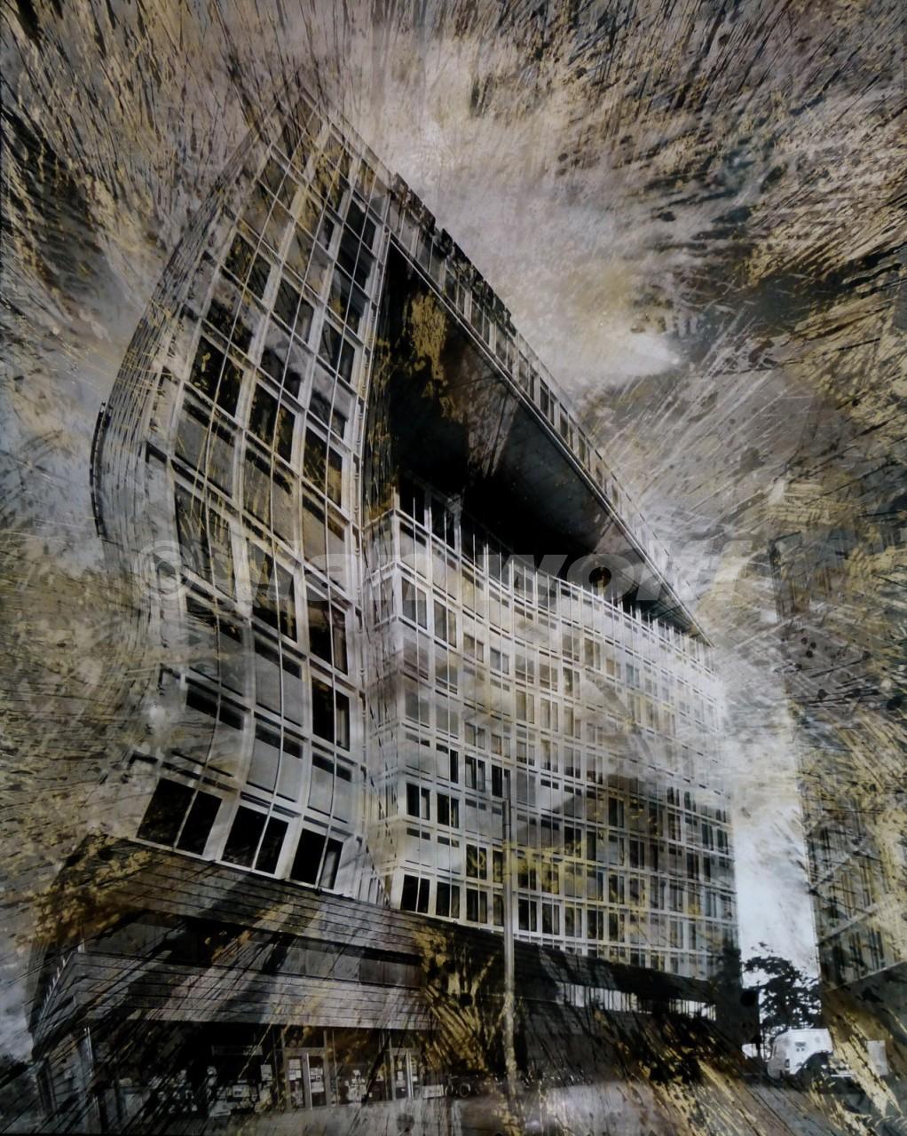 Der-Spiegel-2-Hamburg/2015/180x125cm