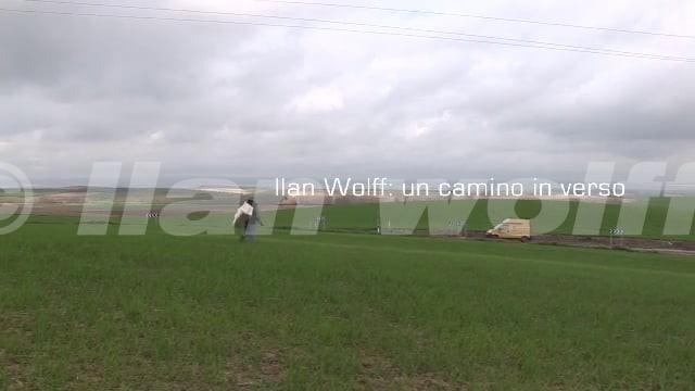 "TRAILER DOCUMENTAL ""ILAN WOLFF, UN CAMINO IN VERSO"""