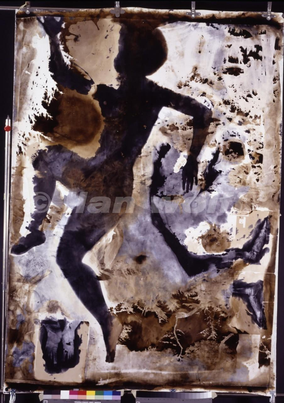 Self-portrait-with-N./France/1997/180x125cm