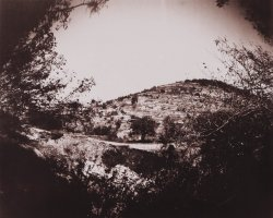 1156 - The road to  Ein Karem